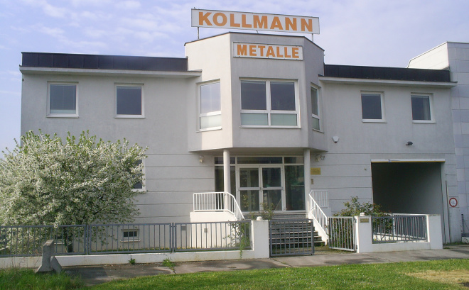 Kollmann Metalle - Office